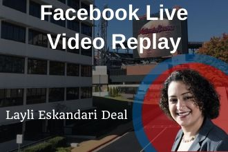 Facebook Live Video Replay